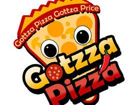 #15 untuk Design a Logo for Gotzza Pizza - Modification oleh andrijapajic