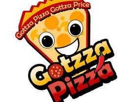 #22 untuk Design a Logo for Gotzza Pizza - Modification oleh andrijapajic