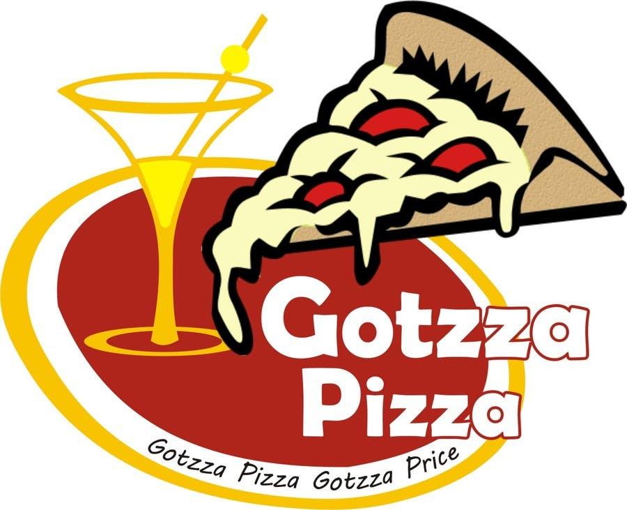 Konkurrenceindlæg #                                        14                                      for                                         Design a Logo for Gotzza Pizza - Modification
