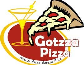 #14 untuk Design a Logo for Gotzza Pizza - Modification oleh getware