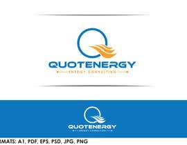 #38 for Design a Logo for Quotenergy by tolomeiucarles
