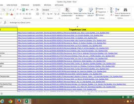#3 cho Fill in a Spreadsheet with Data creating a list of businesses bởi redouaneaberdin