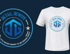 #462 for T Shirt Design and SIMPLE logo by jhmaruf42