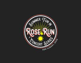 #160 for Summer Fun Rose Run Concert Series Logo for Tee shirts by alenhr