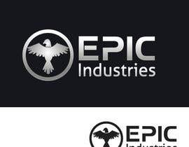 nº 84 pour Design a Logo for Epic Industries par GraphicHimani