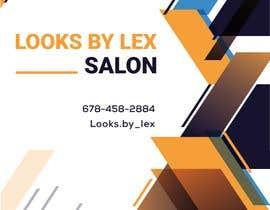 #14 untuk Looks By Lex Salon Studio oleh ronypb1984