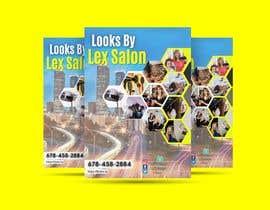 #4 untuk Looks By Lex Salon Studio oleh ALMILON