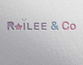 #74 untuk Railee & Co. Logo oleh EaselXStudio