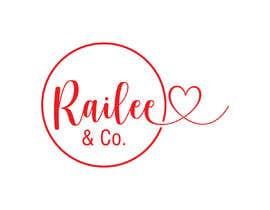#14 untuk Railee & Co. Logo oleh borshaafrin698