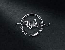 nº 100 pour TrulyYoursKNO logo creation par mstreksona320
