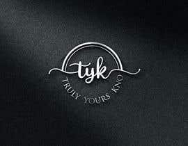 nº 101 pour TrulyYoursKNO logo creation par mstreksona320