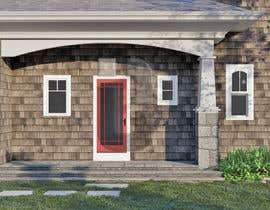 nº 31 pour Simple stone entrance design/sketch/model par studiolilo