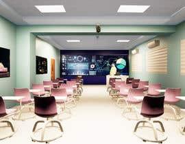 #38 cho Create a Hybrid Classroom Design in 3D - Where Collaboration, Innovation, and Creativity is utilized bởi apollon7440