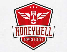 #76 para Design a Logo for Honeywell Service Center por xxandr