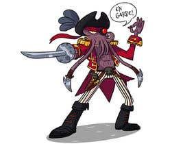 #36 para Villain Concept (Fantasy) Illithid Pirate por RRamirezR
