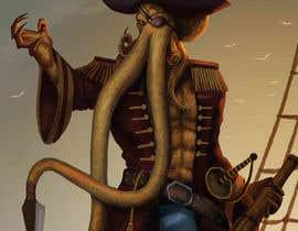 #2 para Villain Concept (Fantasy) Illithid Pirate por jasongcorre