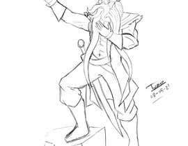 #6 para Villain Concept (Fantasy) Illithid Pirate por tushardas2300