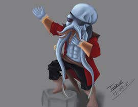 #40 para Villain Concept (Fantasy) Illithid Pirate por tushardas2300
