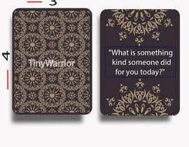 Nro 123 kilpailuun Design me a deck of Self-Care Cards - 06/05/2021 17:49 EDT käyttäjältä ay16943077
