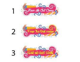 #553 cho Logo - Fear No Outcome bởi rima439572