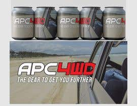 #7 for Design a stubby/can cooler for our 4WD Business by sameeriqbal414