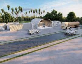 #10 для Deployable Container Hangar от abdullahvidinlio
