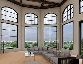 #17 untuk Interior design of a great room oleh irmanws