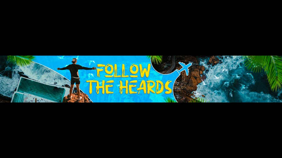 Contest Entry #                                        69                                      for                                         Logo and Youtube Channel Banner