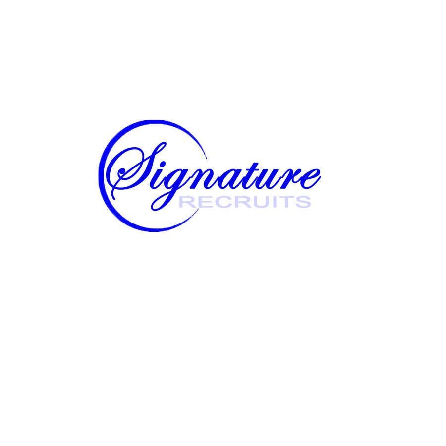 Konkurrenceindlæg #                                        154                                      for                                         Logo for recruiting company (MRA0521)