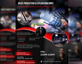 #12 cho Looking for professional flyer to promote our urban educational music program bởi shamimayeasmin88