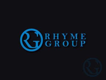 """#4 for Design a Logo for """"Rhyme Group"""" af junaidkhowaja"""