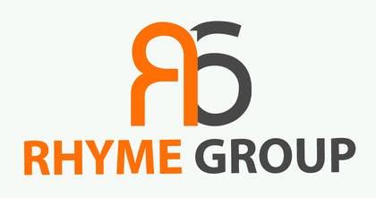 "#12 cho Design a Logo for ""Rhyme Group"" bởi darkavdarka"