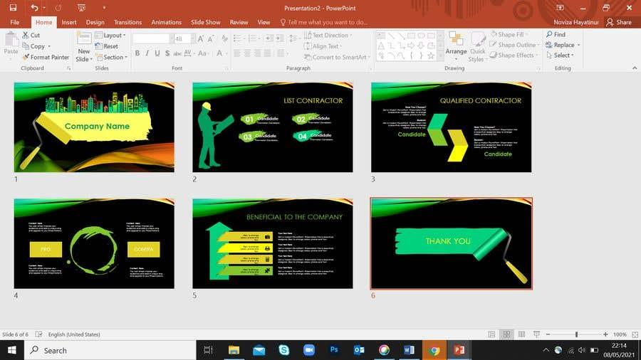 Bài tham dự cuộc thi #                                        21                                      cho                                         Power point presentation needed