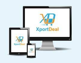 Nro 75 kilpailuun design a e-commerce logo for xportdeal (xportdeal.com) käyttäjältä saravanabawan03