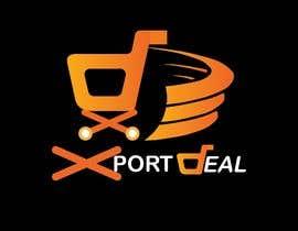 Nro 71 kilpailuun design a e-commerce logo for xportdeal (xportdeal.com) käyttäjältä hasib2lab