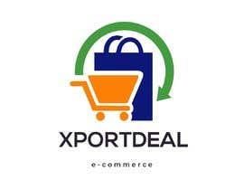 Nro 73 kilpailuun design a e-commerce logo for xportdeal (xportdeal.com) käyttäjältä auninoorsham