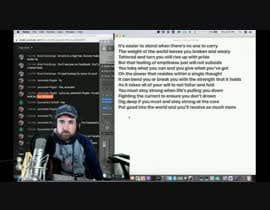 Nro 10 kilpailuun Edit Down Stream käyttäjältä mustafahus97