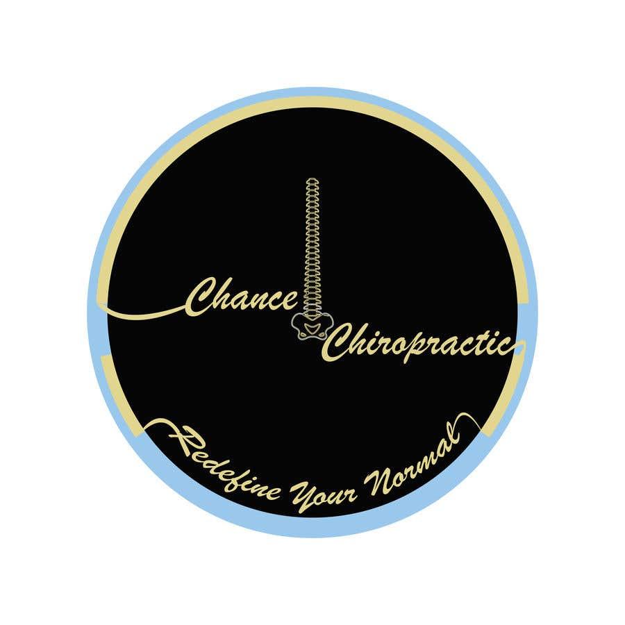 Penyertaan Peraduan #                                        101                                      untuk                                         Chiropractic office logo