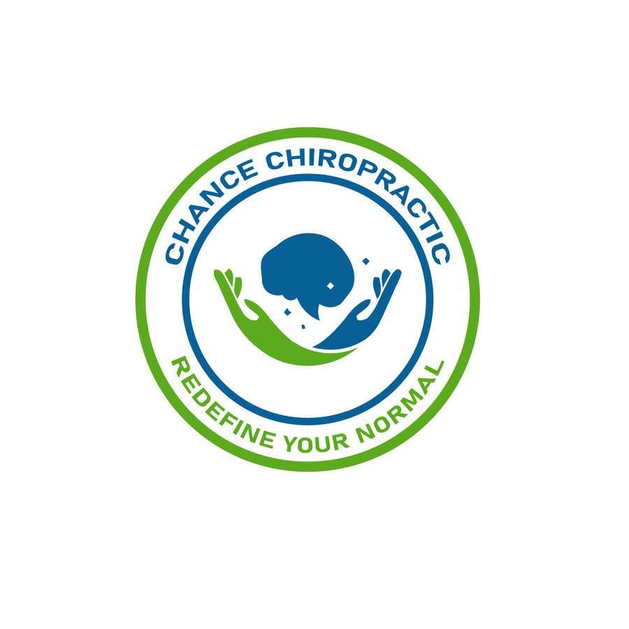 Penyertaan Peraduan #                                        20                                      untuk                                         Chiropractic office logo