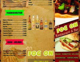 #3 for Menu design by deepakpirates