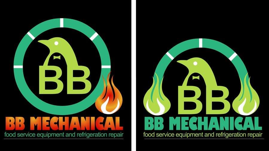 Penyertaan Peraduan #25 untuk Design a Logo for Commercial Food Service Equipment and Refrigeration Repair Company