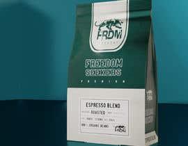 #188 para Coffee Bag Design por cgquicky8