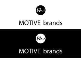 #287 para MOTIVE Brands logo and social media banner design por StoimenT
