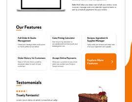 Azim347 tarafından Create 4 UI screens for home bakers application için no 49