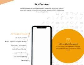 ntandodlodlo tarafından Create 4 UI screens for home bakers application için no 34