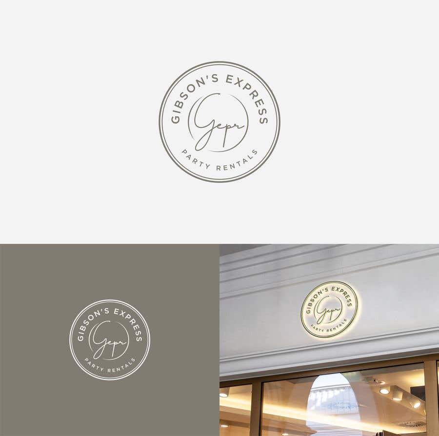 Penyertaan Peraduan #                                        68                                      untuk                                         Create a Logo for Party Rental Company