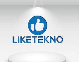 #165 untuk Logo design and  business design card for technology store LikeTekno.com oleh aklimaakter01304