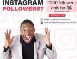 Nro 13 kilpailuun Create 22 Instagram Photos käyttäjältä Mostaq418