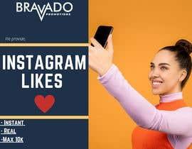 Nro 4 kilpailuun Create 22 Instagram Photos käyttäjältä riyaanfaisal3