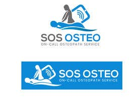 #257 for Create a logo for an osteopath on-call service af hamzaDesignerr